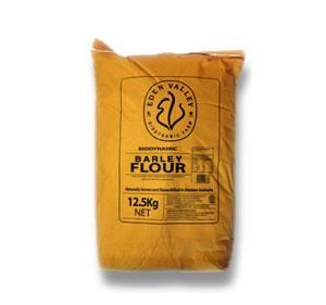 Barley flour bag
