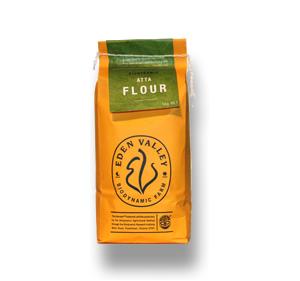 Atta flour bag