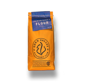 Baker's flour bag