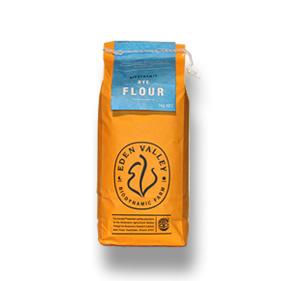 Rye flour bag